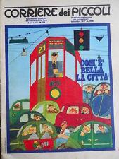 Corriere Dei Piccoli n°35 1977 - Il Diario di Stefi - Braccobaldo  [G393A]