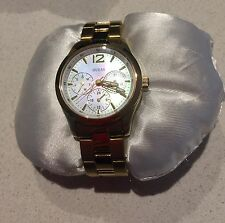GUESS ladies watch - gold coloured