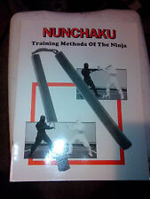 Nunchaku Training Methods of the Ninja