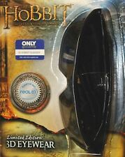 New: THE HOBBIT (The Desolation of Smaug) 3D GLASSES / LIMITED EDITION EYEWEAR