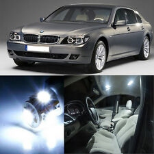 20×White LED Interior Light Kit Canbus for BMW 7Series E65 E66 750li 2002-2008