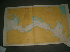 Admiralty Chart 3279 EASTERN APPROACHES TO HONG KONG HARBOUR 2000