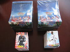 PANINI UEFA CHAMPIONS LEAGUE 2011-2012 ADRENALYN XL DISPLAY BOX 100 PACKETS NEW!