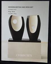 N/ Catalogue Vente aux Enchères (Christie's) MODERN BRITISH AND IRISH ART 2015