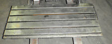 "45"" x 20"" x 5.75"" Steel Welding T-Slotted Table Cast iron Layout Plate 4 SLOTS"