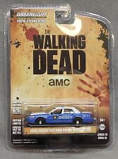 Greenlight Ford Crown Victoria Police Interceptor - The Walking Dead - Series 13