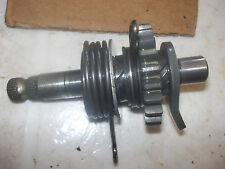 Yamaha YZ 50 1980? kick start shaft/spring I have more parts for this bike