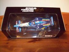 1/18 MICHAEL SCHUMACHER BENNETON RENAULT B195 EUROPE GP 1995 WORLD CHAMPION