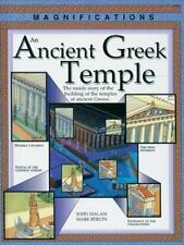 An Ancient Greek Temple-ExLibrary