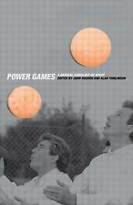 Power Games : A Critical Sociology of Sport (2002, Paperback)