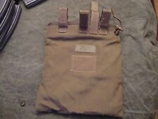 USMC Issue Coyote Brown CSM Magazine Dump Pouch - New Condition