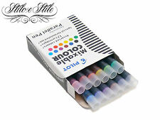 Pilot Mixable Colour | Cartucce Pilot Parallel Pen | Confezione 12 pz Cartridges