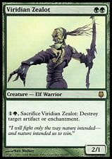 Zelota Viridiano - Viridian Zealot MTG MAGIC DS Darksteel Eng
