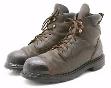 Red Wing Mens Work Boots Size 9.5 D Leather ANSI Safety Toe Thinsulate Insulated