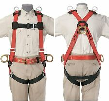 Klein Tools 87854 Fall-Arrest/Positioning/Retrieval Harness, 2X-Large