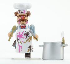 Muppets Minimates Series 1 Mini-Figure - Batter Damaged Swedish Chef