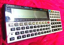 Used CASIO VX-4 vx4 Super College Personal Computer Pocket Calculator CASL