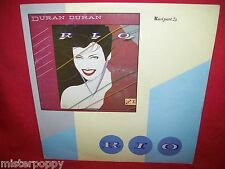 "DURAN DURAN Rio (part 2) 1982 UK 12"" Giant 45rpm MINT-"