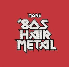 More '80s Hair Metal [Box] by Various Artists (CD, Aug-2004, 3 Discs, Cleopatra)