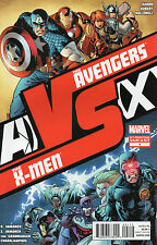 The Avengers Vs The X- Men #1 (NM)`12 Aaron/ Kubert (2nd Print)