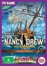 Nancy Drew Sea of Darkness #32