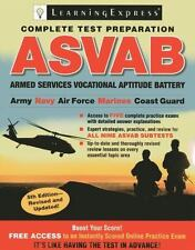 ASVAB: Armed Services Vocational Aptitude Battery-ExLibrary