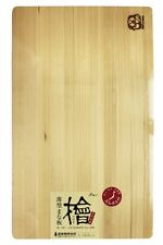 Japan HINOKI Cypress Cutting Chopping Board Japanese 480mm 18.9inch Made In JP