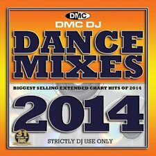 DMC DJ Only Dance Mixes 2014 Dance Music Triple CD Pack