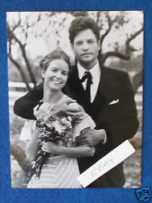 "Original Press Photo - 8""x6"" - Dallas - The Early Years-Young Jock & Ellie -1987"