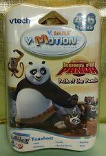 VTech VSmile VMotion Active Learning System Kung Fu Panda Game NEW Educatio