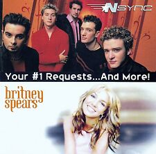 NSYNC & BRITNEY SPEARS : YOUR #1 REQUESTS...AND MORE! / CD (ZOMBA 2000)