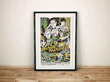 Tyler Stout Blade Runner A3 Muy Raro cartel impresión. Mondo. Gratis P&P