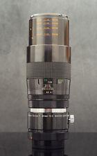 """Vivitar (Tokina) Series 1 90mm f/2.5 Macro """"Bokina"""" + 1:1 Adapter - C/FD"""