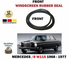 FOR MERCEDES /8 W115 200 230 240 D 1968-1977 NEW FRONT WINDSCREEN WINDOW SEALS