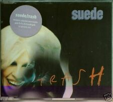 SUEDE TRASH + EUROPE IS OUR PLAYGROUND + EVERY MONDAY MORNING COMES CDS 1996