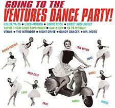 Going To The Venturesæ Dance Party! - Ventures (2014, CD NEU)