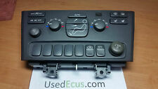 VOLVO V70, S60, 2000-06, AIR CON, AC, CLIMATE HEATER CONTROL SWITCH PANEL, ALPS