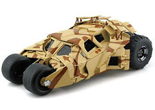 1/18 Hot wheels MATTEL The Dark Knight Rises Batmobile Tumbler Camouflage BCJ76