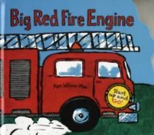 Big Red Fire Engine, Wilson-Max, Ken, New Books