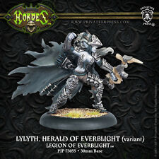 Warmachine Hordes BNIB - Legion of Everblight Lylyth Herald (Alt)