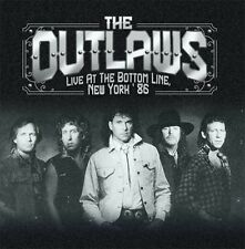THE OUTLAWS - Live At The Bottom Line, NY '86. New 2CD + Sealed