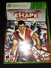 Xbox 360 Escape Dead Island Game |BRAND NEW SEALED Xbox360