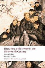 Oxford World's Classics Ser.: Literature and Science in the Nineteenth...