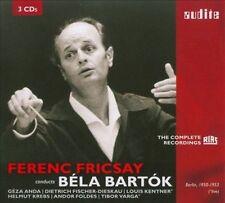Bartok: Ferenc Fricsay Conducts Bela Bartok, New Music