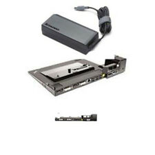 *Lenovo Thinkpad T410 W510 Mini Docking Station PLUS 4338 + 135 Watt AC Adapter