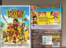 THE PIRATES ! IN AN ADVENTURE WITH SCIENTISTS DVD KIDS INCLUDES SLIPCASE