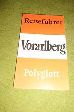 """Reiseführer """"Vorarlberg"""", Polyglott, TB, 63 Seiten"""