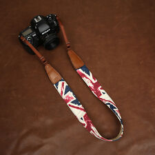 DSLR Camera Strap by Cam-in - Union Jack