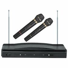Supersonic Sc900 Dual Wireless Mic System (2013) - New - Electronics