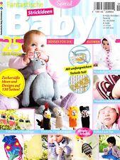 Simply Stricken Spezial 01/2014 BABY STRICKIDEEN 25 Anleitungen für die Kleinen